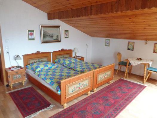 Doppelzimmer 1 (© Ferienwohnung Christine Hufnagl)