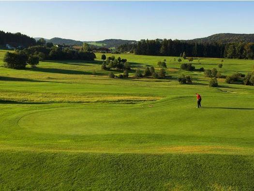 Golf im Böhmerwald / @ Golfpark Böhmerwald