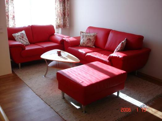 Wohnbereich - Appartement 5