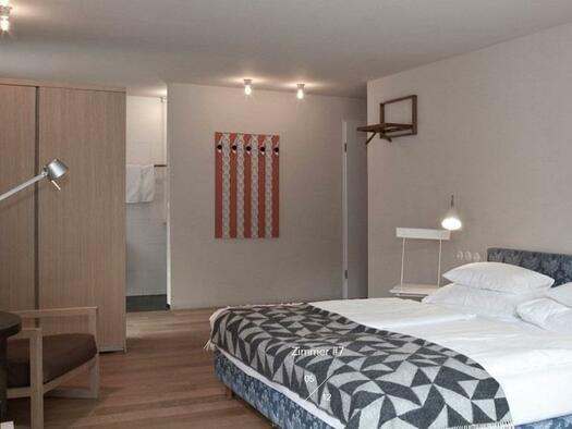 Doppelbettzimmer (© Hotel-Restaurant Mühltalhof)
