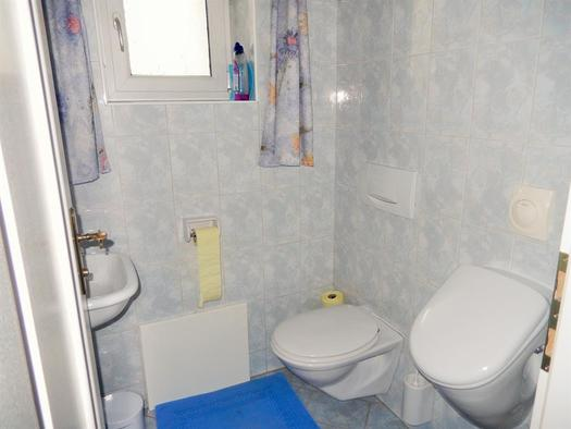 WC im Bad plus 1 WC extra (© Ferienwohnung Sladek | Privat)