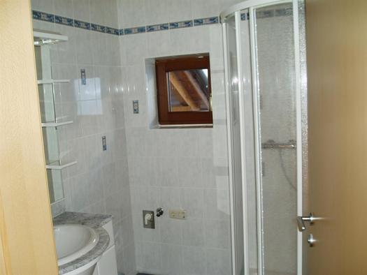 Ferienwohnung Dusche
