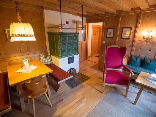Große Suite mit Balkon (© Almtalhof)