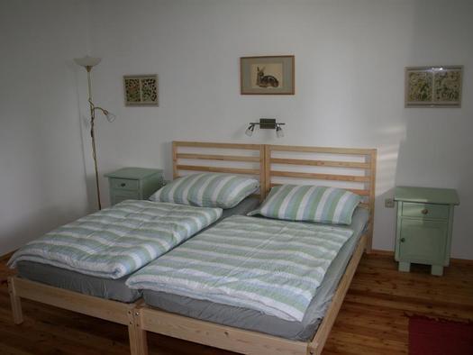 Schlafzimmer 2 (© Christine Schmidjell)