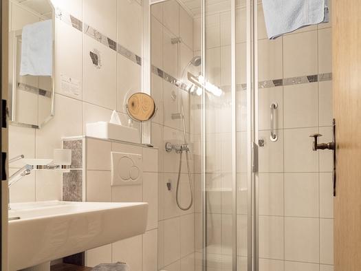 Bad Doppelzimmer. (© Kloibergütl)