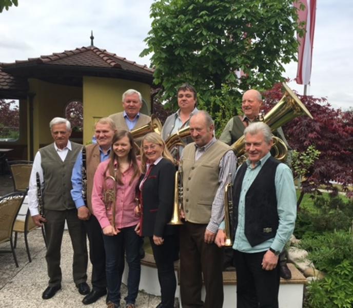 Ansfeldner Dorfmusikanten