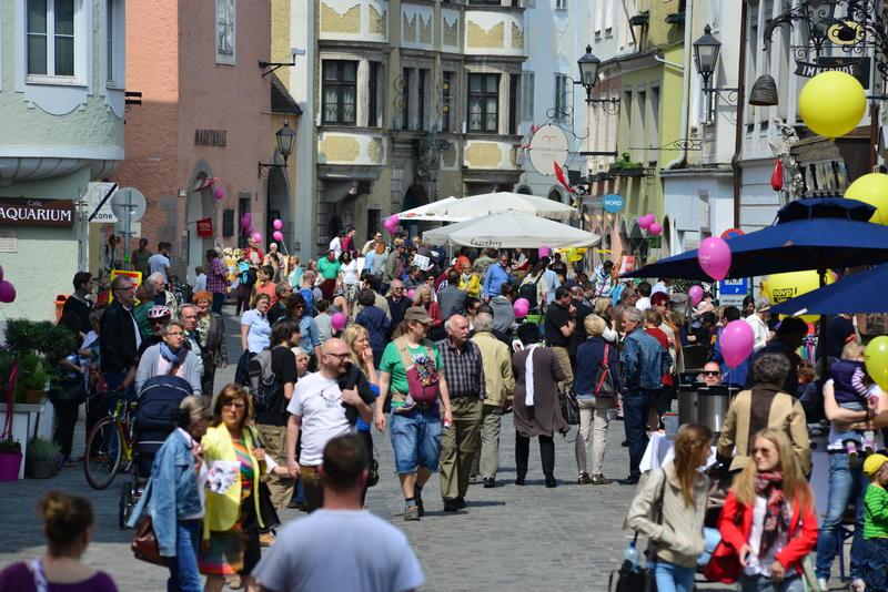 Tag der Offenen Tür in der Linzer Altstadt