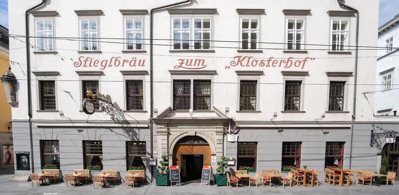 Stiegl - Klosterhof