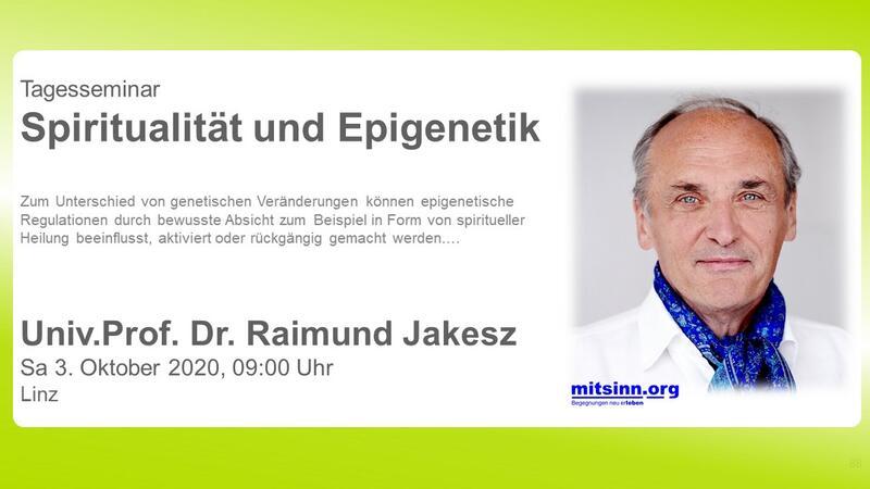 Tagesseminar Dr. Jakesz Flyer