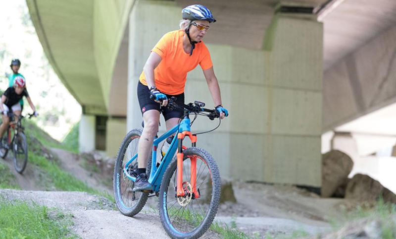 Mountainbike Fahrtechnik, Fahrtechniktraining, Tourguiding