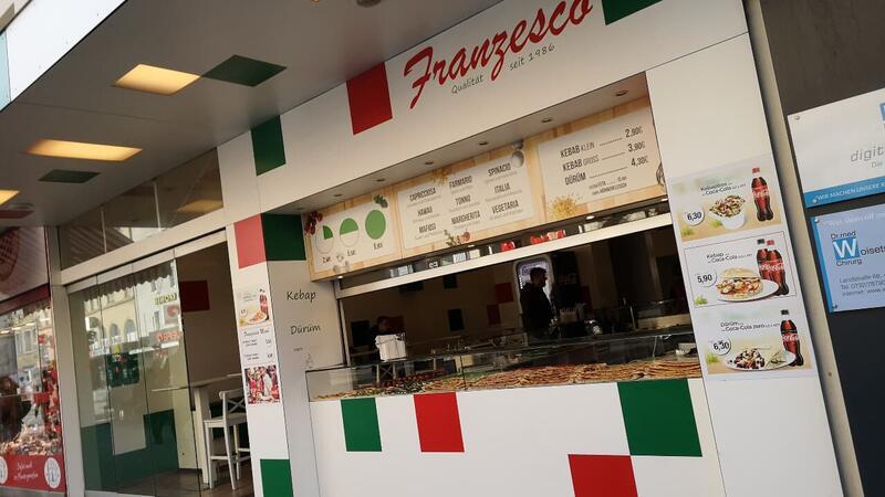 Pizza Franzesco