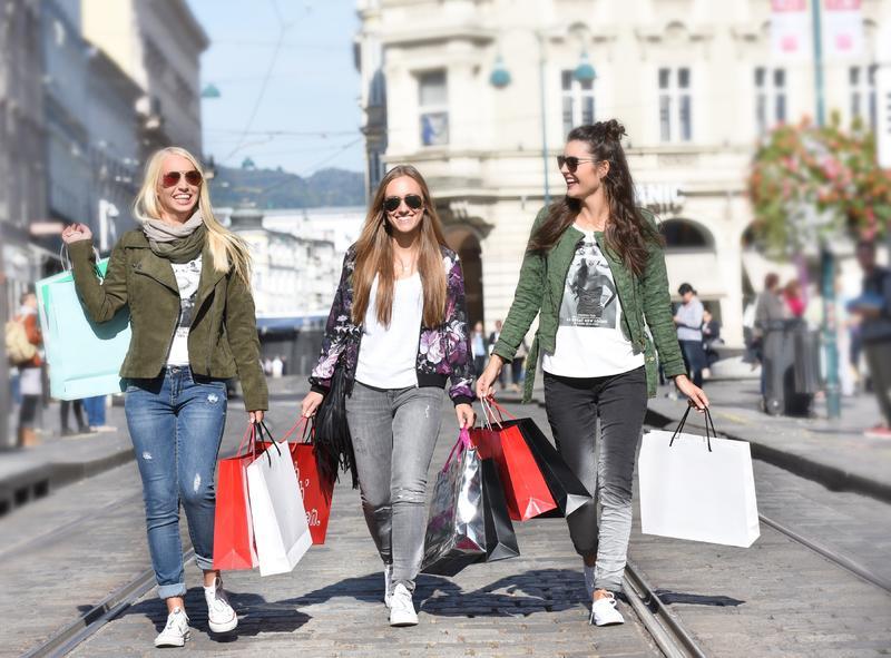 Shopping in Linz