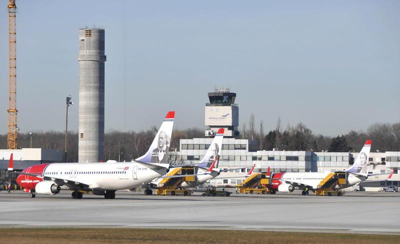 Salzburg Airport W. A. Mozart - Flughafen Salzburg