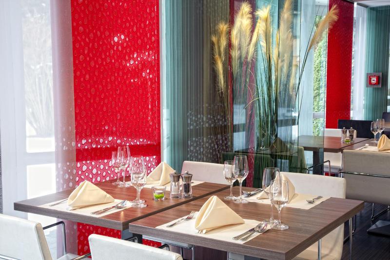 "Ibis Styles Linz Restaurant \""5 senses\"""
