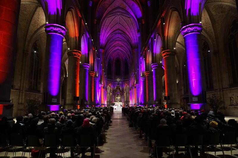 Voices of Christmas 2018 Linz Mariendom