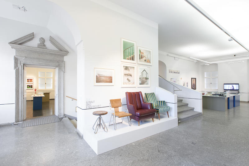 Ausstellungsansicht 100% Linz