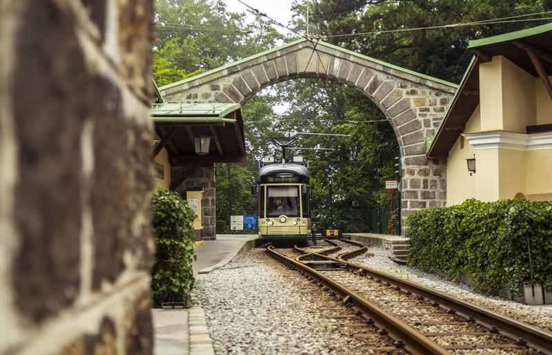 Endstation Pöstlingbergbahn