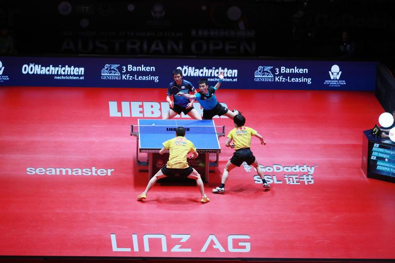 2018 ITTF World Tour
