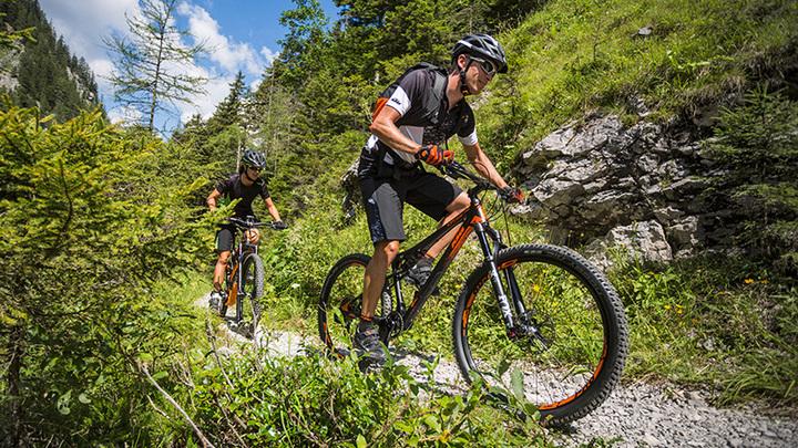 Trans Nationalpark 2021 - Kalkalpen Tour (© KTM)