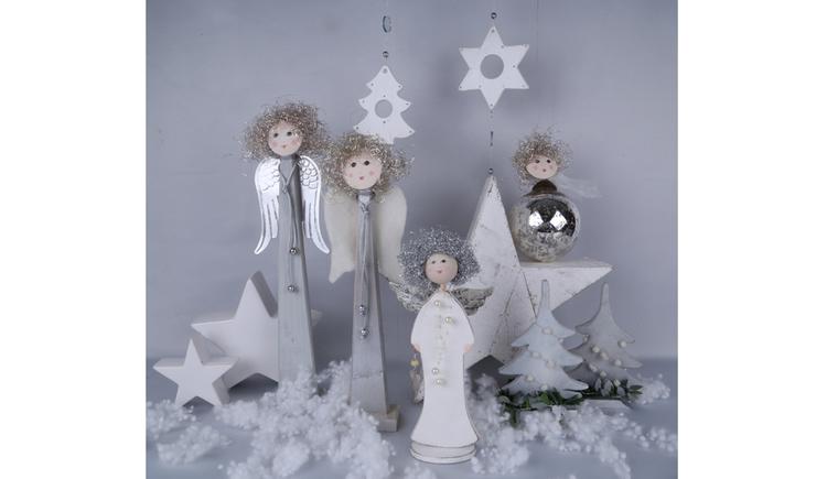 angels, stars