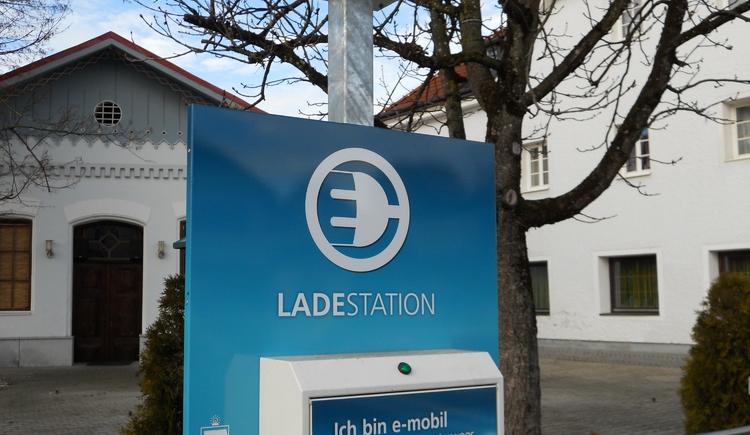 E-Tankstelle Lohnsburg (© www.innviertel-tourismus.at)