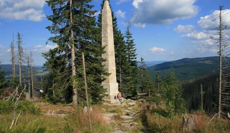 Adalbert Stifter Denkmal (© Ferienregion Böhmerwald)
