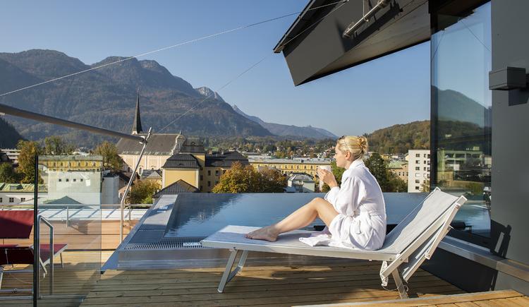 Hotel Royal****s SkyLounge (© EurothermenResorts)
