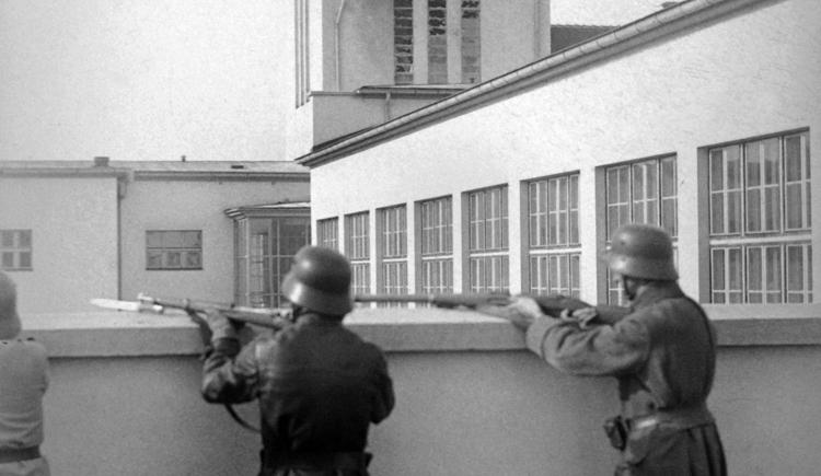 Diesterwegschule - Linz Geschichte © Archiv der Stadt Linz (© Archiv der Stadt Linz)