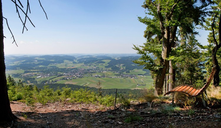 Etappe 5 Hochbuchet (© Ferienregion Böhmerwald)