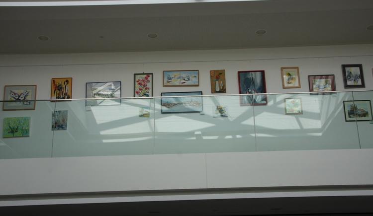 Bilderausstellungen im Gemeindezentrum KOSTENLOS