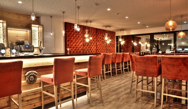 Hotel Sommerhof - Bar. (© Andreas Meier / Chili-photography)