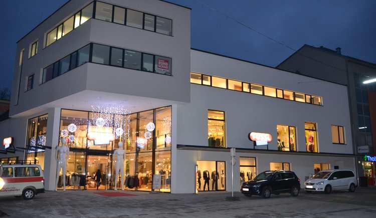 Fussl Modestraße Ried im Innkreis (© Stadtmarketing/Strasser)