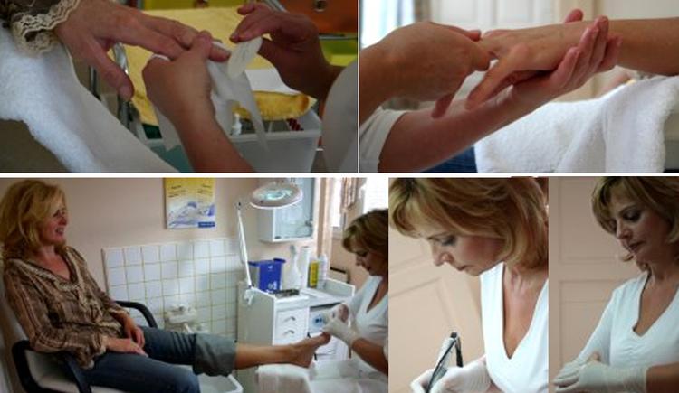 Fußbehandlung - Kosmetik und Fußpflege Immitzer (© Kosmetik und Fußpflege Christa Immitzer)