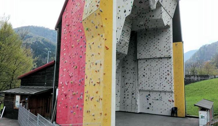 Kletterzentrum - Kletterturm Großraming