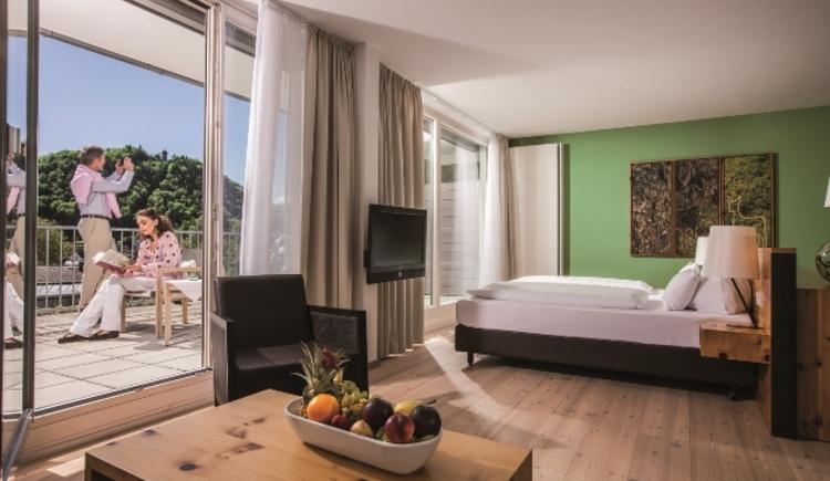 Urlaub im Salzkammergut Bad Ischl_Panorama Suite (© Villa Seilern Betriebs GmbH, www.villaseilern.at)
