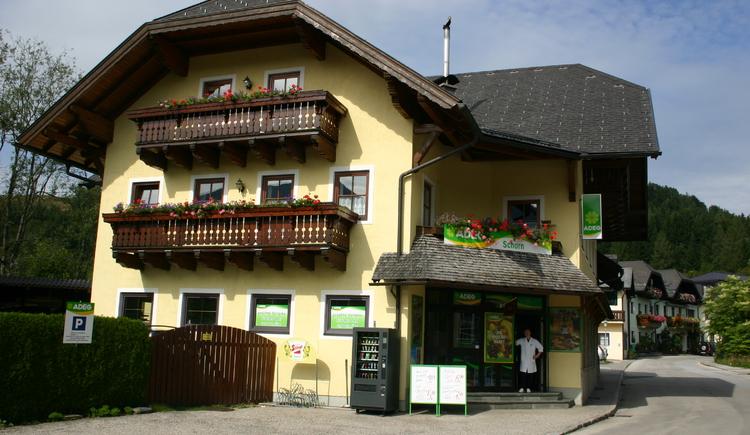 Kaufhaus Schorn (© Tourismusverband Fuschl am See)