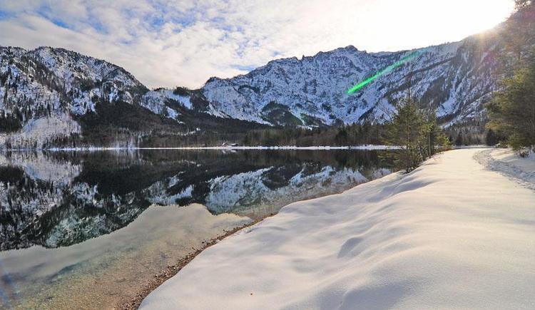 Offensee2 im Winter (© Tourismusbüro Ebensee, Spengler)