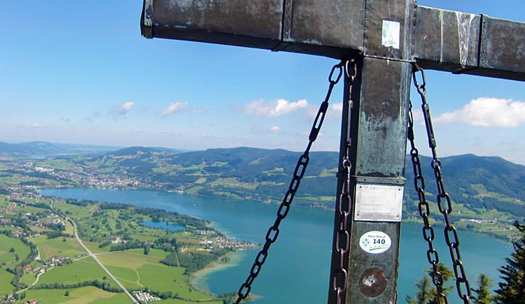 Almkogel Gipfelkreuz