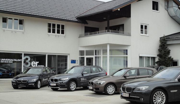 Autohaus Föttinger in Steinbach am Attersee im Salzkammergut\nBMW, VOLVO, Mini