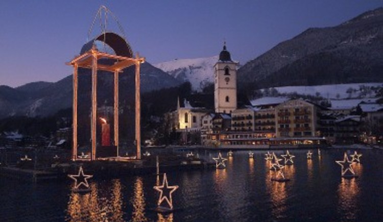 Wolfgangsee Advent