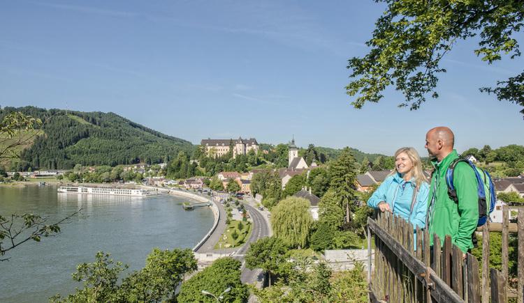Grein an der Donau Kalvarienberg