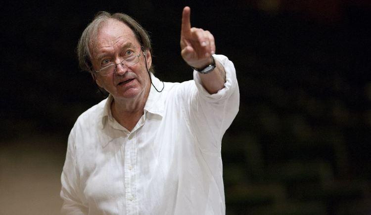 Dirigent Nikolaus Harnoncourt. (© Kulturkreis Attergau/W. Kmetisch)