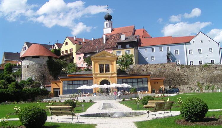 Orangeriepark (© Tourismusverband Schärding)