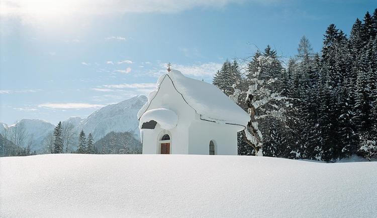 Hotel Garni Wallner Winterwandern