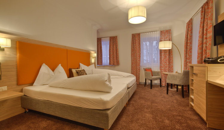 Doppelzimmer (© Eberl)