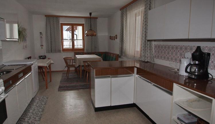Ferienwohnung Reiter Lotte, Küche