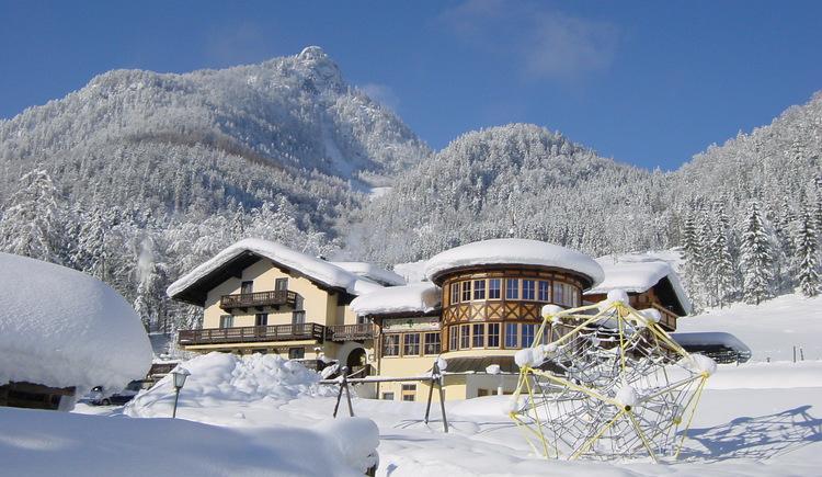 Winter am Kleefeld (© Wolfgang Fürst)