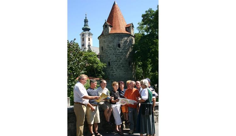 Stadtführung mit Freistadt Guides (© Tourismusverband Mühlviertler Kernland)