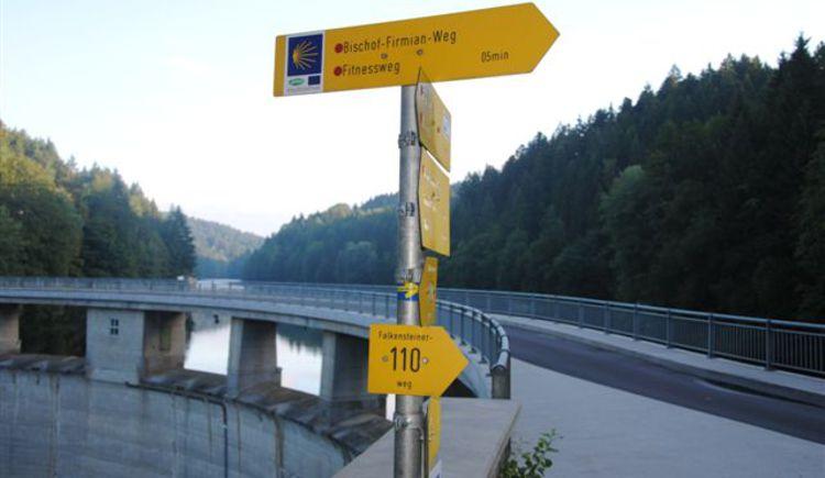 Rannastausee - Fitness- und Kneippweg (© TV Pfarrkirchen)