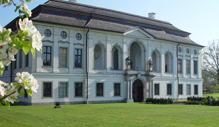 OÖ. Jagdmuseum Schloss Hohenbrunn (© OÖ. Jagdmuseum)